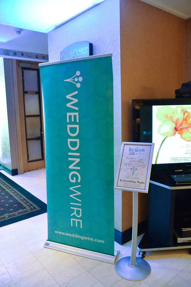WeddingWire Networking Night Cleveland 2016