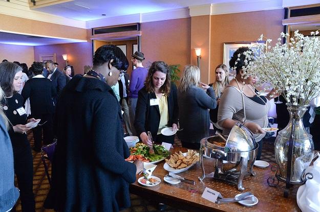 WeddingWire Networking Night Cleveland 2016